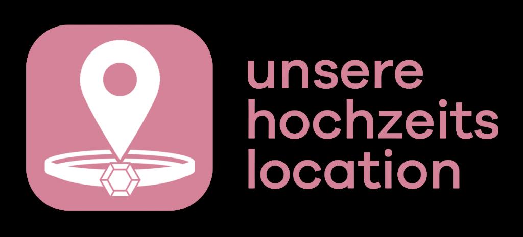 unsere hochzeitslocation logo